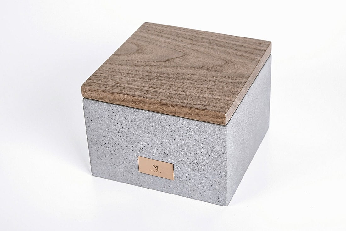 Scandinavian home accessories - Storage Box MSB2 - Minshape