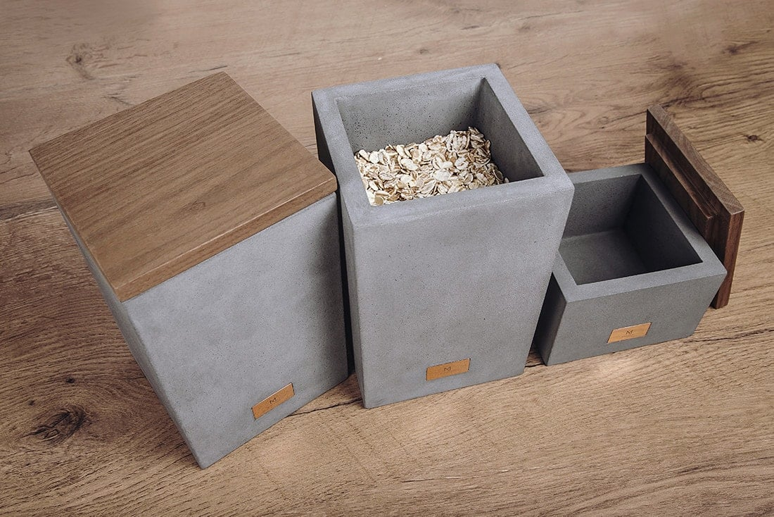 Scandinavian home accessories - Storage Box MSB1 - Minshape
