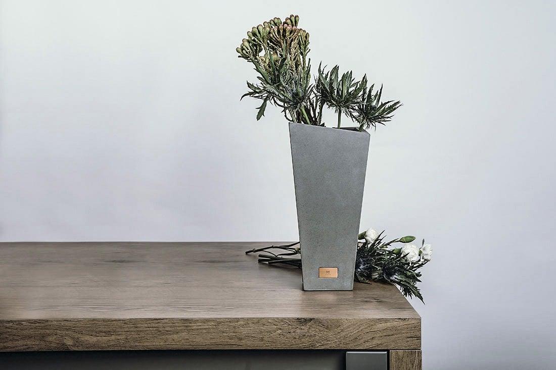 Interjero detalės - Vaza MV1 - Minshape