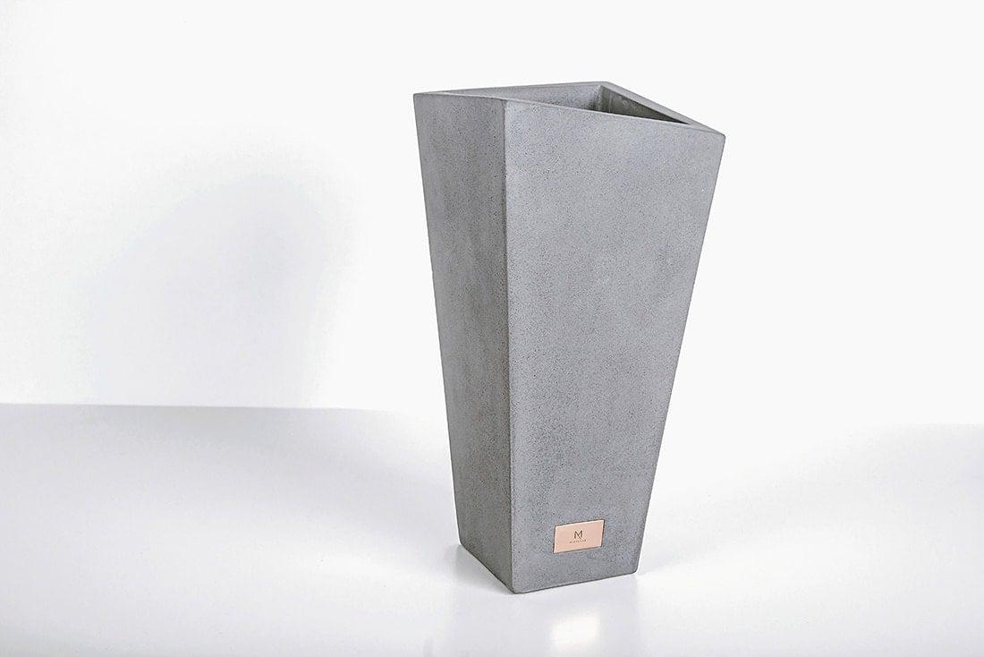 Interjero detalės, verslo dovanos - Vaza MV1 - Minshape