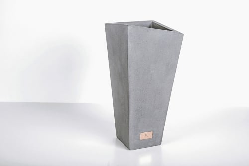 Minimalist home accessories - Vase MV1 - Minshape