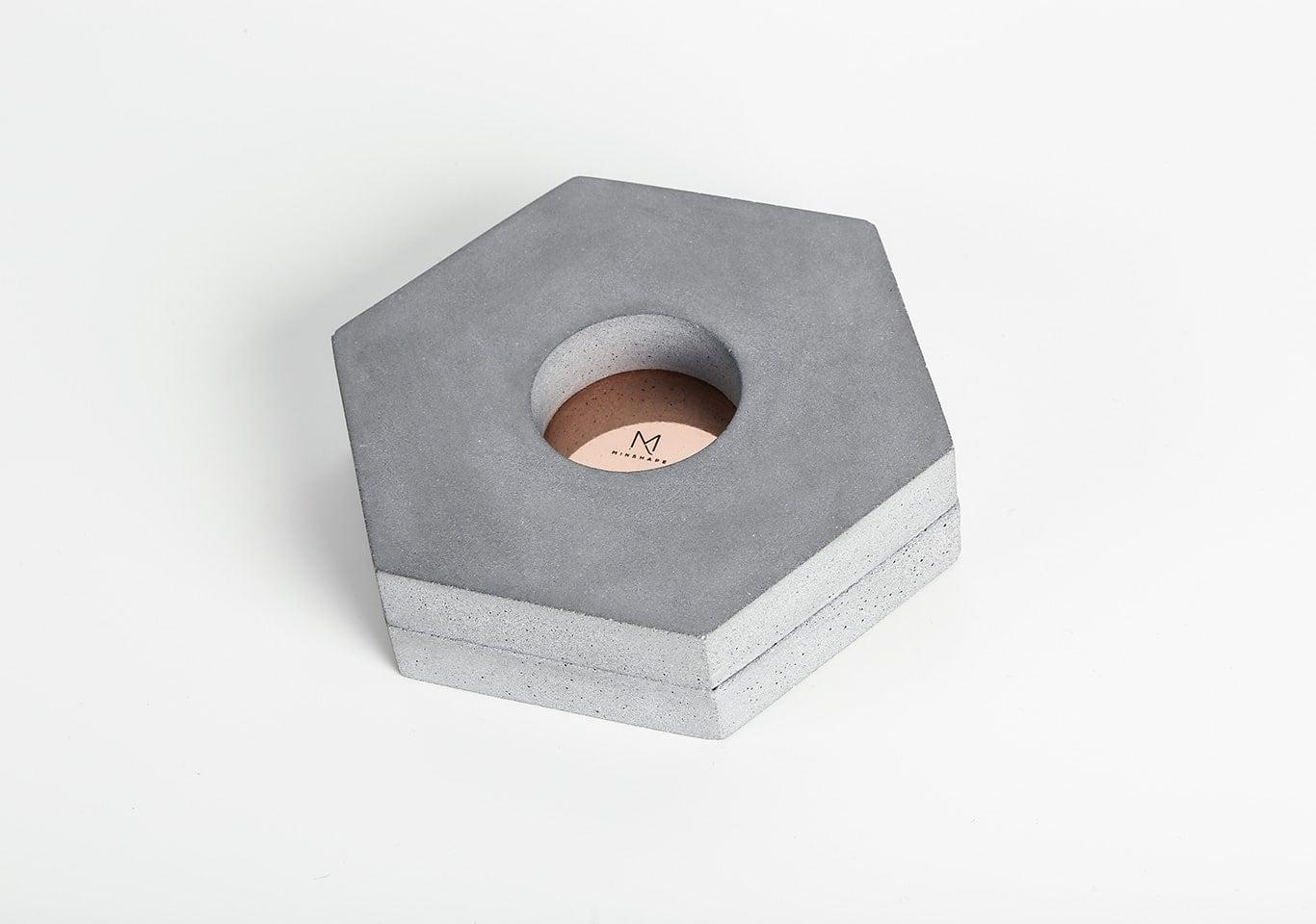 Handmade Concrete Home Accessories