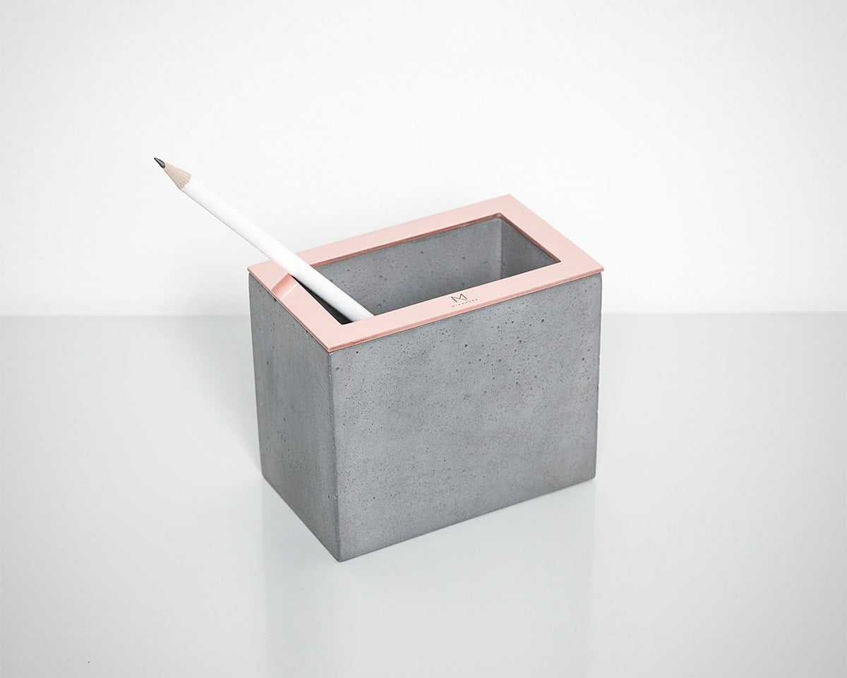 Handmade Concrete Home Accessories
